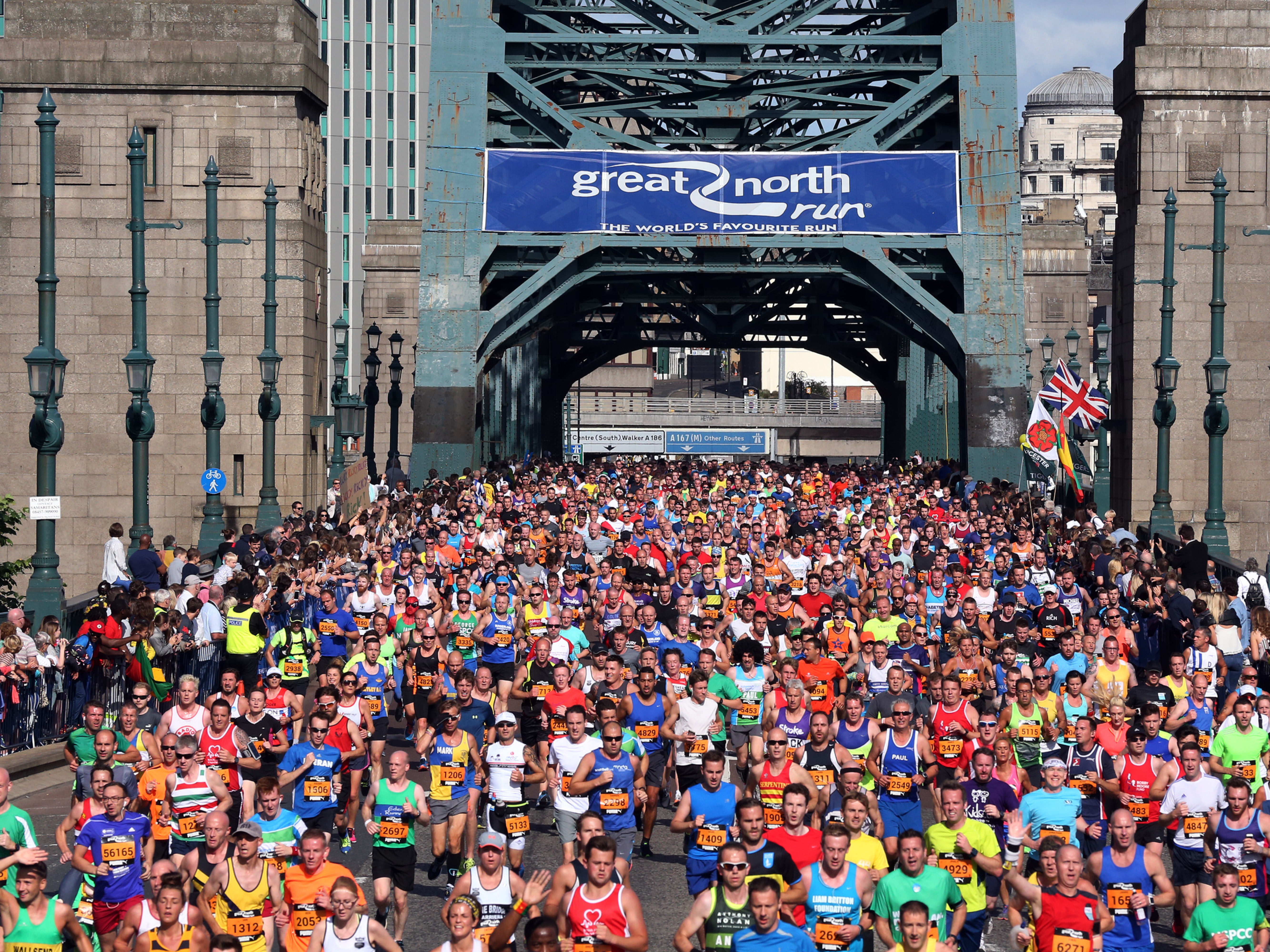 Great North Run 2